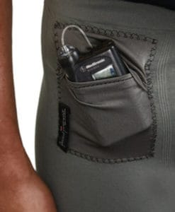 Mens T1D Insulin Pump Briefs Close Up