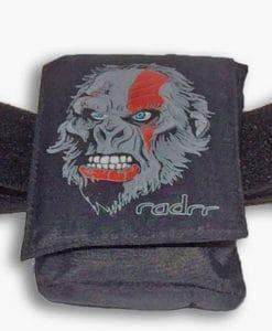 RadarRadar Angry Monkey Insulin Pump Case Front