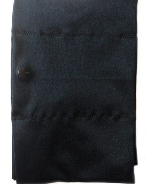 Black Insulin Pump Waist Pouch 2