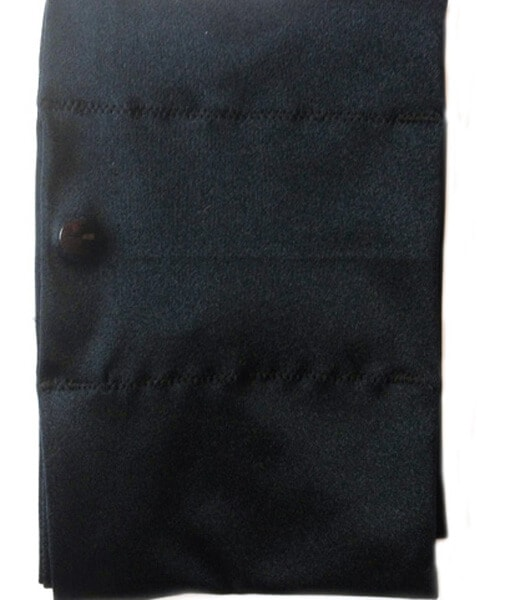 Black Insulin Pump Waist Pouch 2
