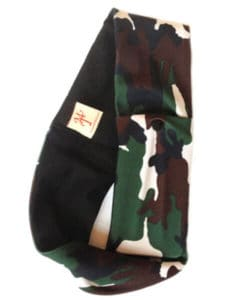 Camouflage Insulin Pump Slim Waist Band by Pouch For All 2Camouflage Insulin Pump Slim Waist Band by Pouch For All 2