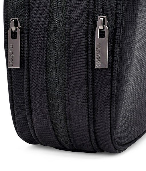Thompson_Diabetes_CarryAll_BlackNylon_Detail
