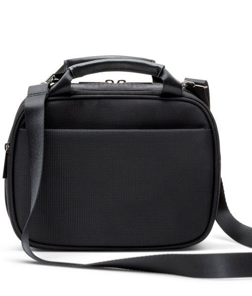 Thompson_Diabetes_CarryAll_BlackNylon_FrontStrap