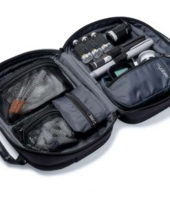 Myabetic Thompson Travel Carry All Black Ballistic Nylon