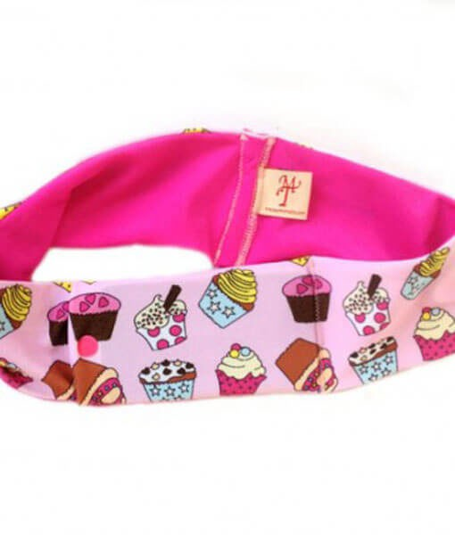 Cupcake Insulin Pump Slim Waist Band
