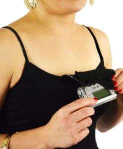 Womens T1D Insulin Pump Cami