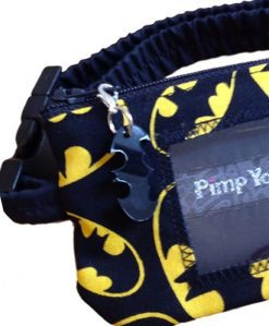 Insulin Pump Pouch Batma Close up