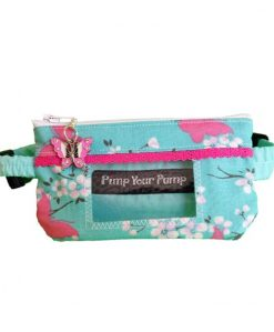Insulin Pump Pouch Butterfly