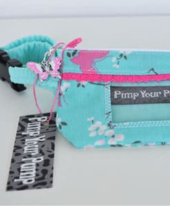 Insulin Pump Pouch Butterfly Lace