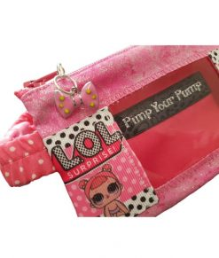 Insulin Pump Pouch LOL Dolls with Vinyl Screen