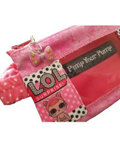 Insulin Pump Pouch LOL Dolls Close Up