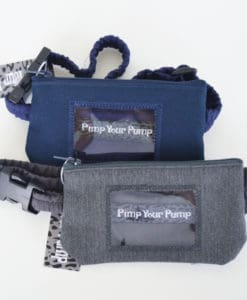School Uniform Insulin Pump Pouch