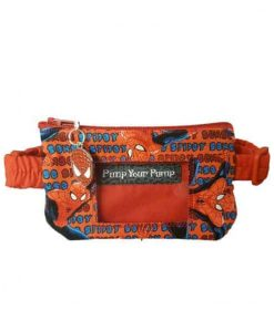 Insulin Pump Pouch Spiderman
