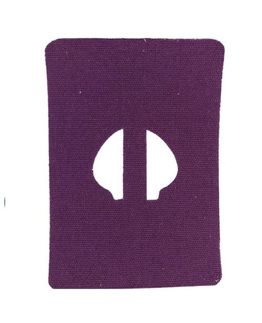 Medtronic CGM Transmitter Patches - 5 Pack Purple