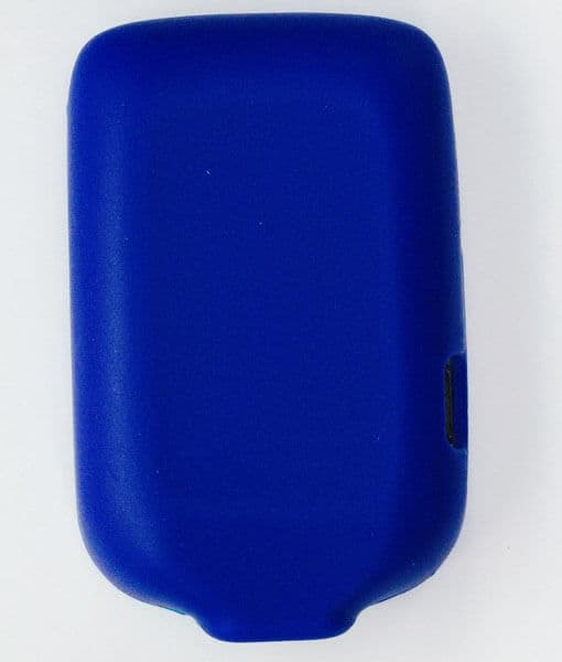 Freestyle libre case blue back