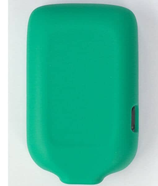 Freestyle libre case green back
