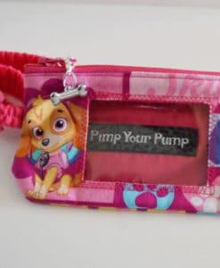 Insulin Pump Pouch Paw Patrol