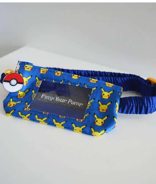 Insulin Pump Pouch Pikachu 2