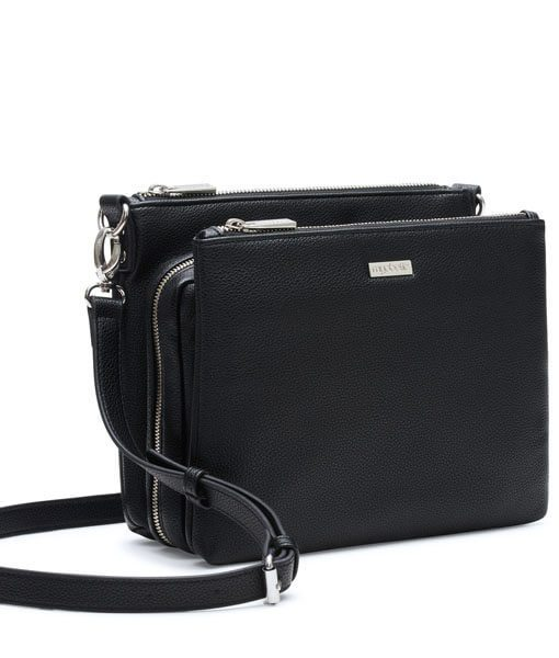 Cherise_Diabetes_Handbag_Black_FrontAngle