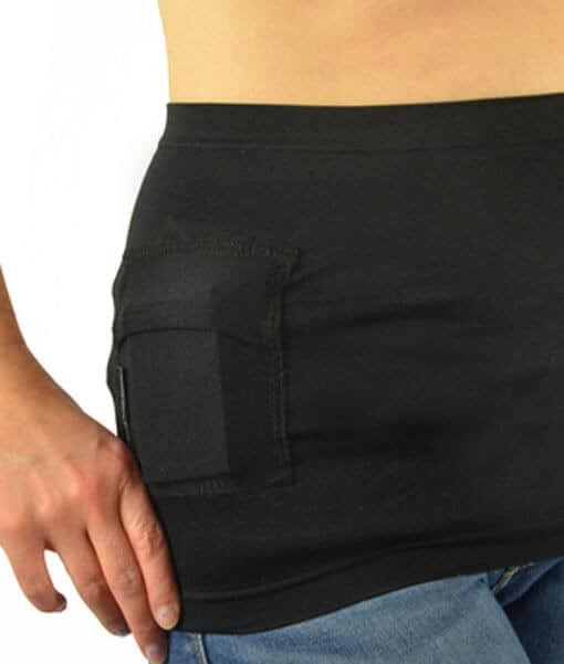 T1D PumpPocket Insulin Pump Bandeau