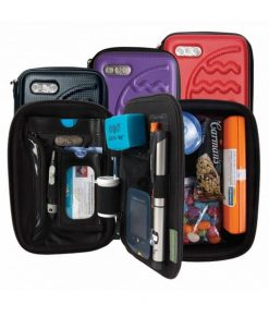 Diabete-Ezy Multi-fit Case Black