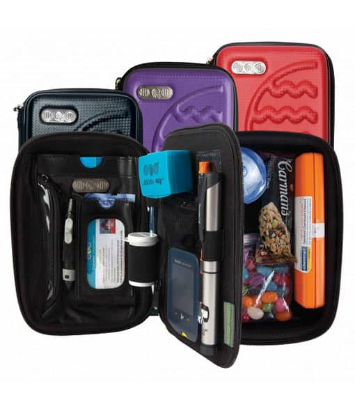 Diabete-Ezy Multi-fit Case
