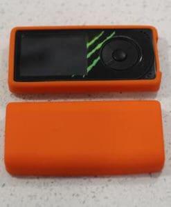 Dexcom Case Orange