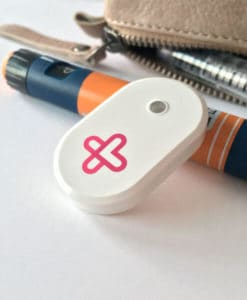 MedAngel ONE Sensor Pen Close up arrangement