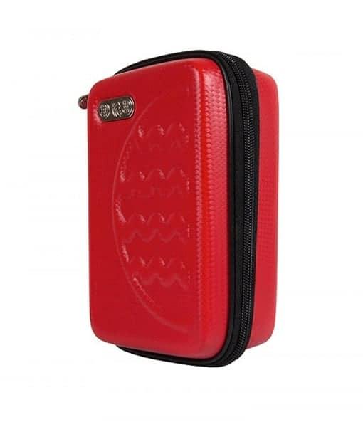Diabete-Ezy Multi-fit Case Red