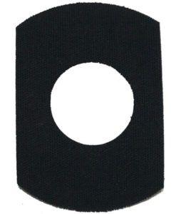 Rockadex Libre CGM Transmitter Patches Black