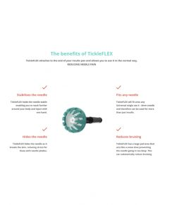 TickleFLEX Insulin Injection Aid Benefits