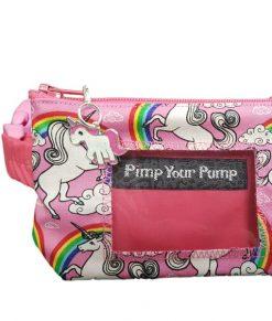 Insulin Pump Pouch Unicorn Close Up
