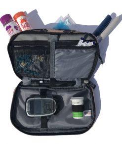 ETC Diabetic Kitbag Paws Open