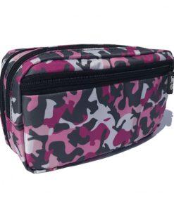 ETC Diabetic Kitbag Pink Camo Back