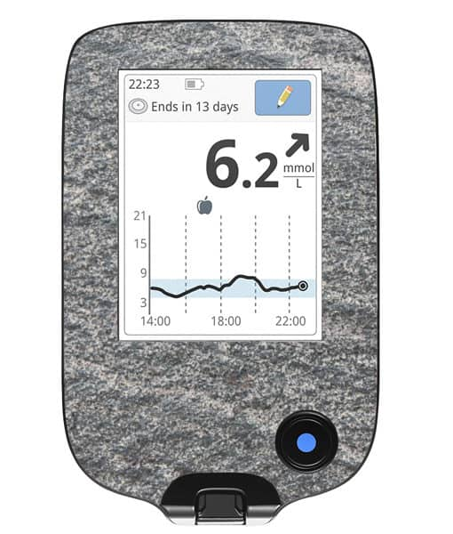 ETC Freestyle Libre Handheld Sticker