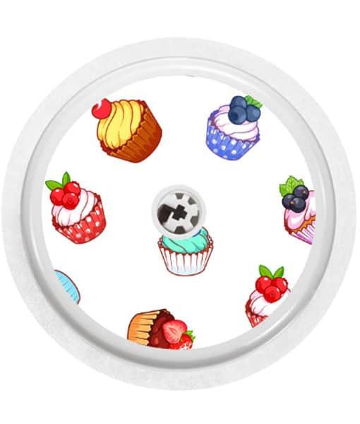 Freestyle Sensor Cupcake
