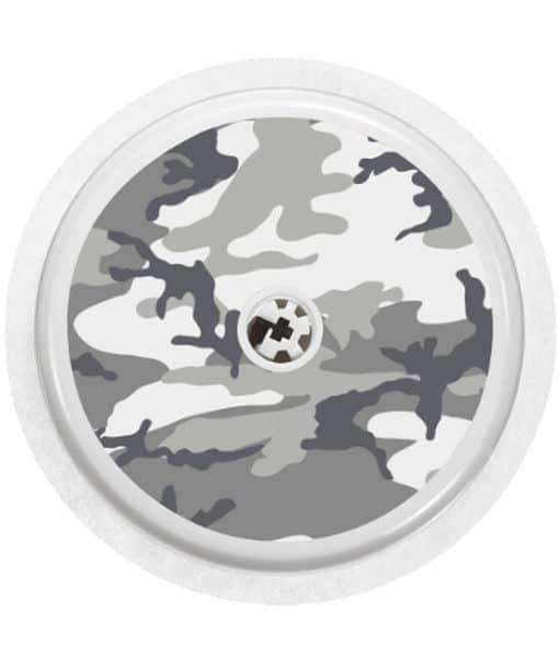 Libre Sensor Snow Camo