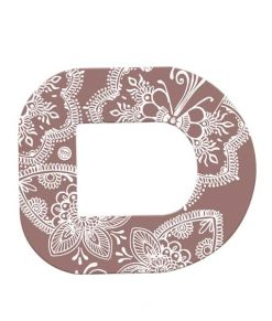 ExpressionMed Henna Omnipod Tape - 5 Pack