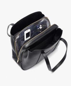 Myabetic Amy Diabetes Handbag Black Inside