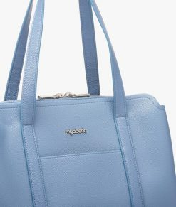 Myabetic Amy Diabetes Handbag Blue Close Up