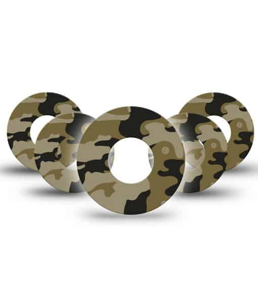 ExpressionMed Freestyle Libre Tape Camo