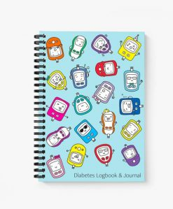 Diabetes Logbook Front
