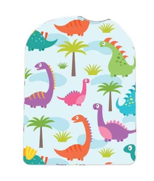 Omnipod POD Sticker by ETC Dinosaur