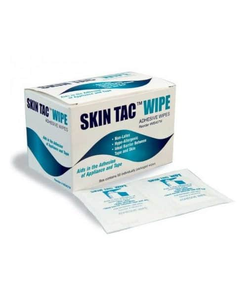 Skin Tac Wipes - Two Pack