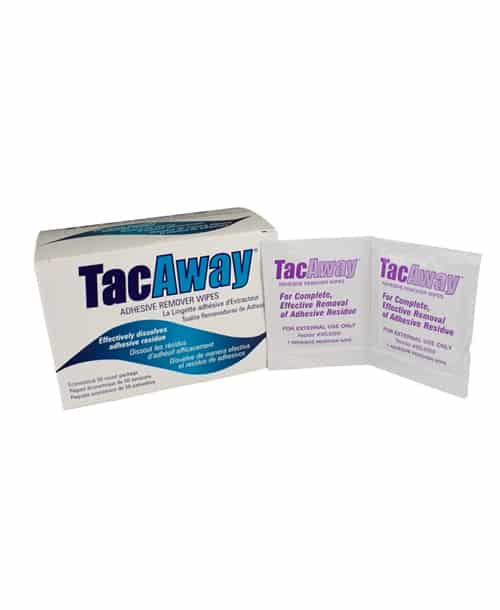 TacAway Wipes - Two pack