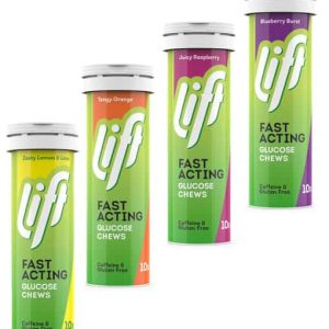 Lift Fast-Acting Glucose Chews