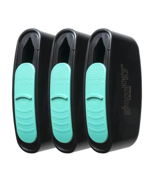 Mini Pocket Sharps Bin by Glucology® Three Pack