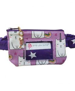 Insulin Pump Pouch Kittycorn