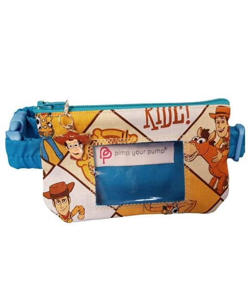 Insulin Pump Pouch Woody