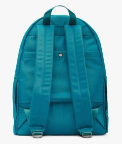 Myabetic Edelman Diabetes Backpack Teal Back